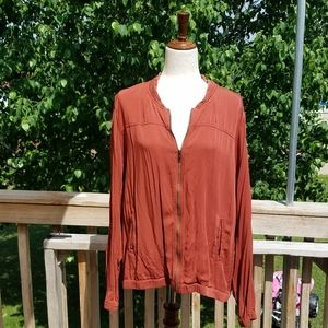 Maurices Red Jacket